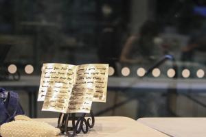 Seremoni Llyfr y Flwyddyn credit Lleucu Meinir
